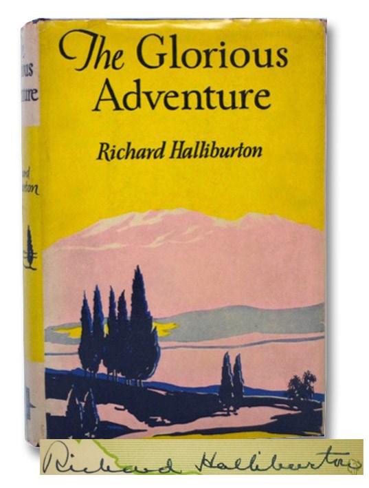 The Glorious Adventure (A Star Book), Halliburton, Richard