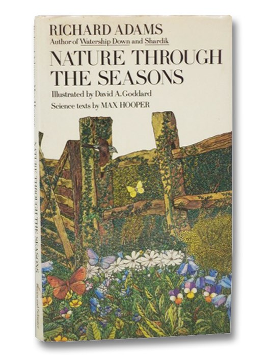 Nature through the Seasons, Adams, Richard; Hooper, Max