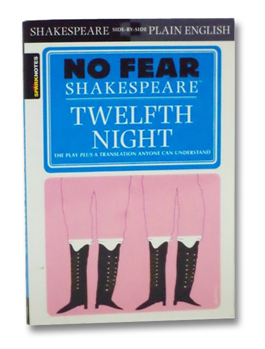 Twelfth Night (No Fear Shakespeare), Shakespeare, William