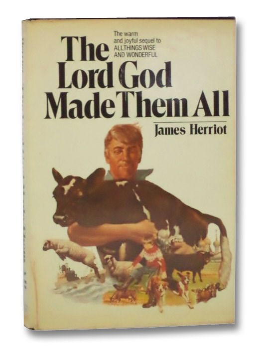 The Lord God Made Them All, Herriot, James