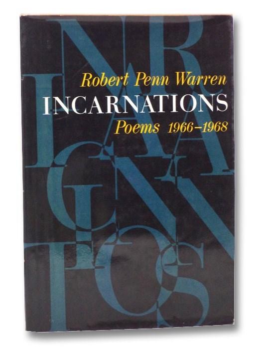 Incarnations: Poems, 1966-1968, Warren, Robert Penn