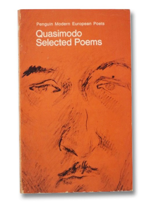 Selected Poems (Penguin Modern European Poets), Quasimodo; Bevan, Jack