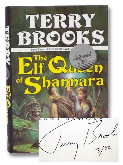 The Elf Queen of Shannara (The Heritage of Shannara, Book 3), Brooks, Terry