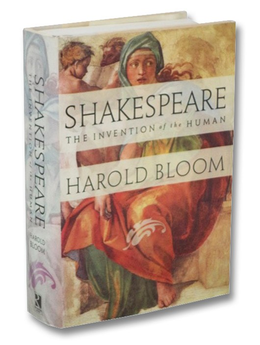 Shakespeare: The Invention of the Human, Bloom, Harold