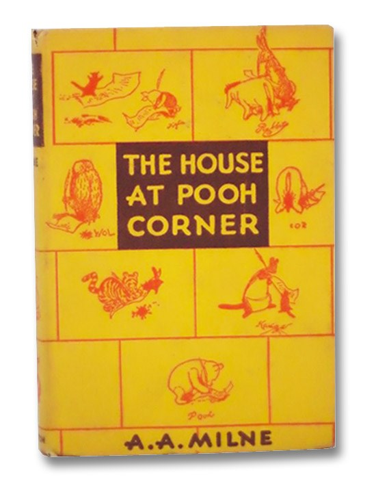 The House at Pooh Corner (New Uniform Edition), Milne, A.A.