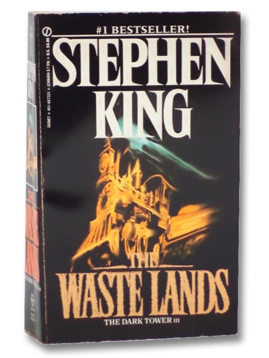 The Waste Lands (The Dark Tower III), King, Stephen
