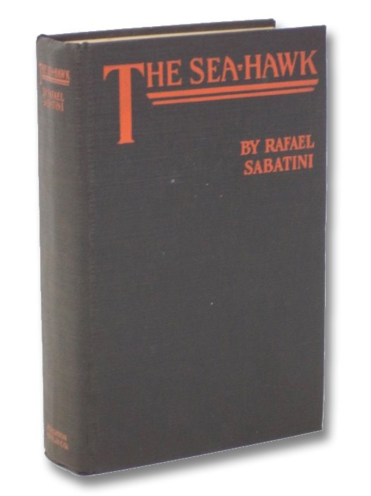 The Sea-Hawk, Sabatini, Rafael