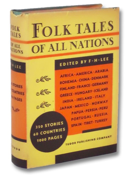 Folk Tales of All Nations, Lee, F.H.