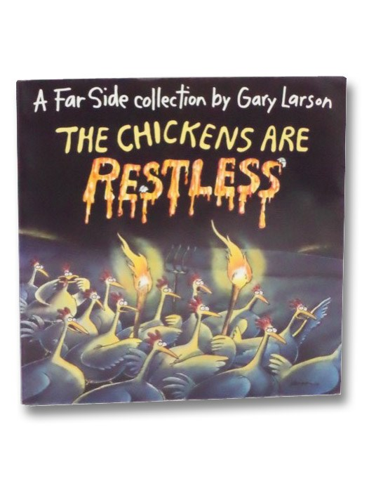 The Chickens are Restless (A Far Side Collection), Larson, Gary