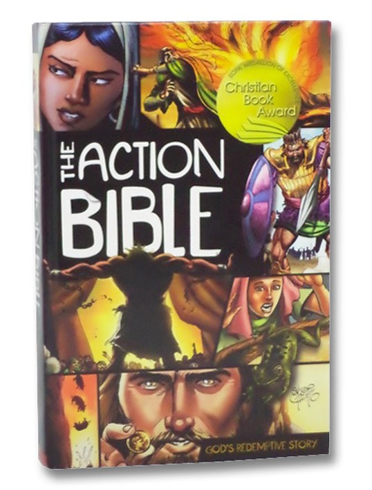 The Action Bible: God's Redemptive Story, Mauss, Doug