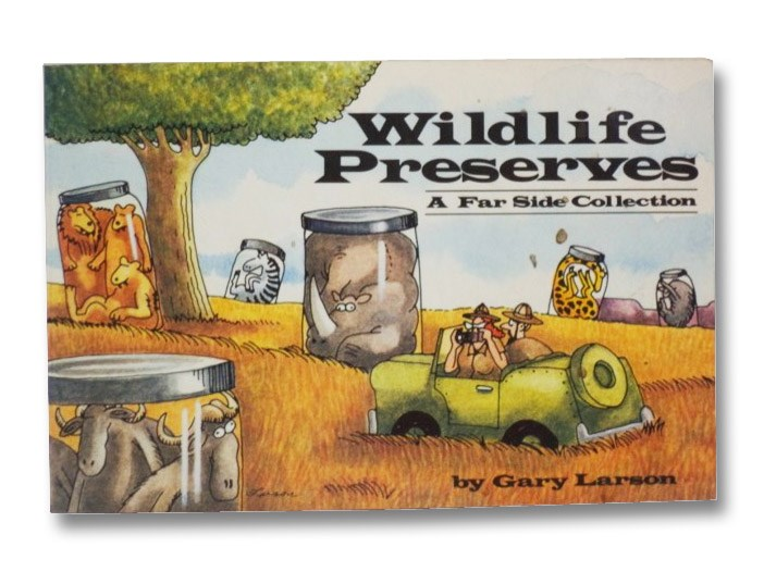 Wildlife Preserve (A Far Side Collection, #10), Larson, Gary