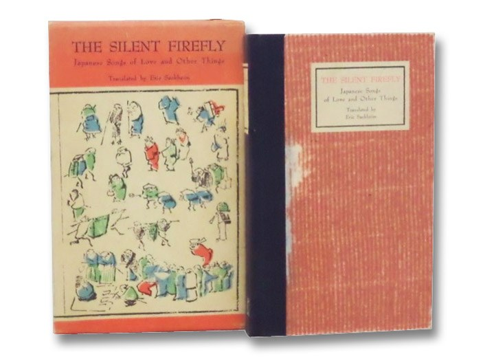 The Silent Firefly: Japanese Songs of Love and Other Things, Sackheim, Eric
