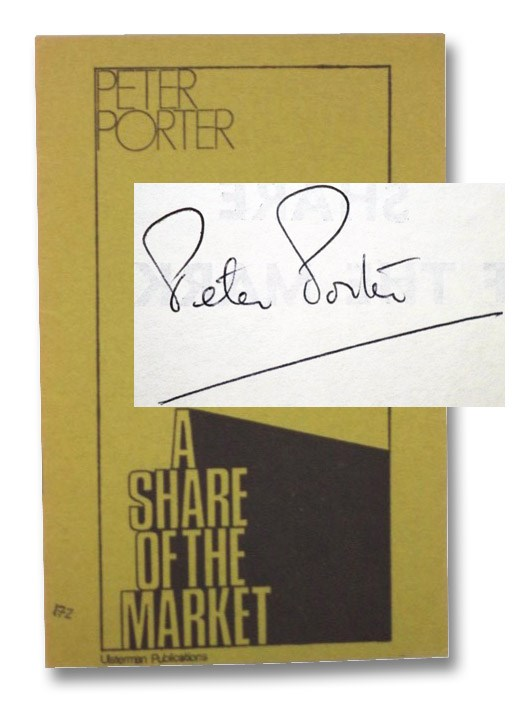 A Share of the Market, Porter, Peter;