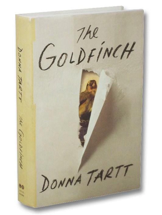 The Goldfinch, Tartt, Donna