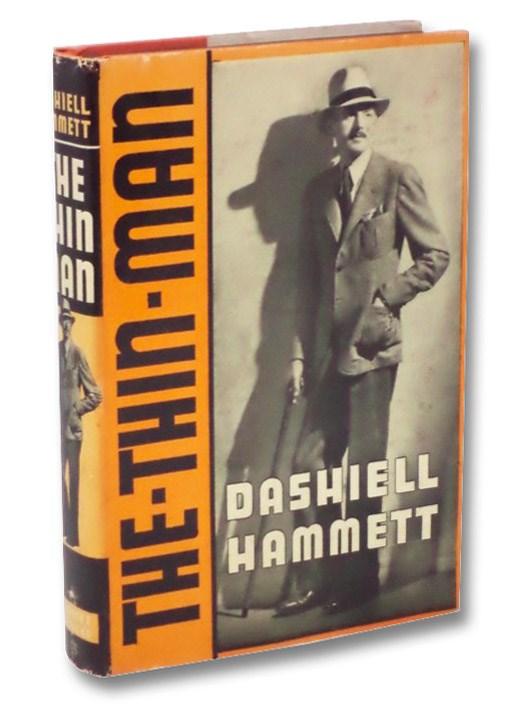 The Thin Man, Hammett, Dashiell