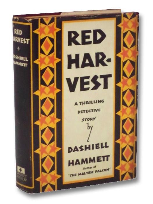 Red Harvest, Hammett, Dashiell