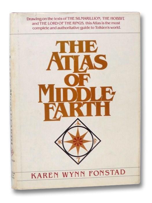 The Atlas of Middle-Earth, Fonstad, Karen Wynn