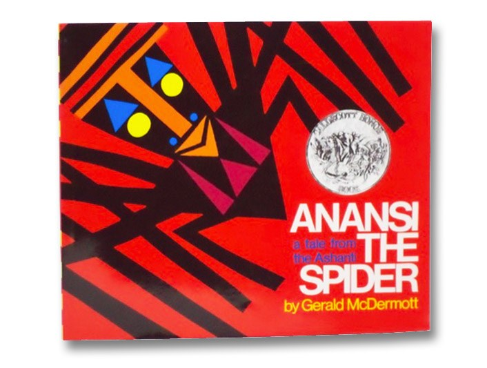 Anansi the Spider: A Tale from the Ashanti, McDermott, Gerald