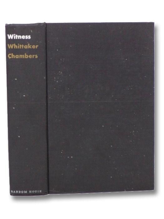 Witness, Chambers, Whittaker