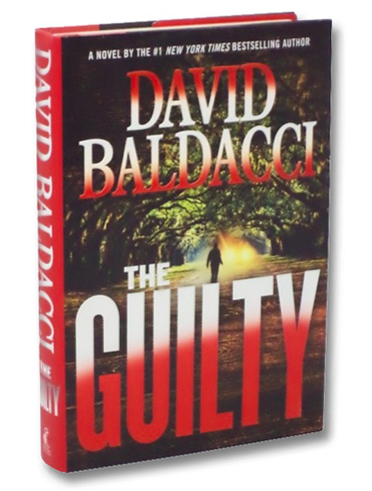 The Guilty (Will Robie Series), Baldacci, David