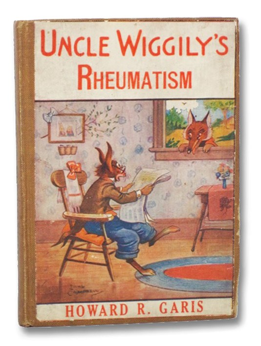 Uncle Wiggily's Rheumatism (The Famous Uncle Wiggily Bedtime Stories, No. 35), Garis, Howard R.