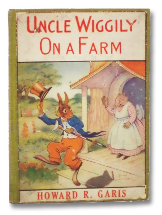 Uncle Wiggily on a Farm (Bedtime Stories), Garis, Howard R.