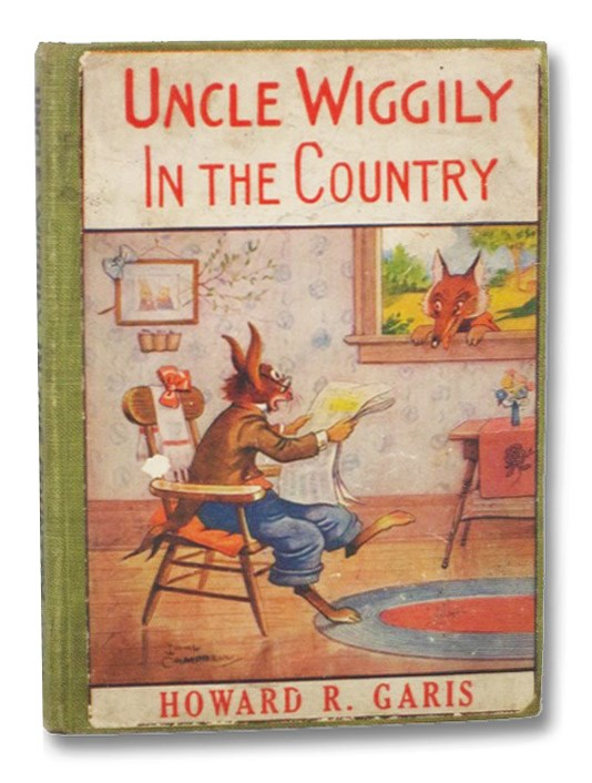 Uncle Wiggily in the Country, Garis, Howard R.