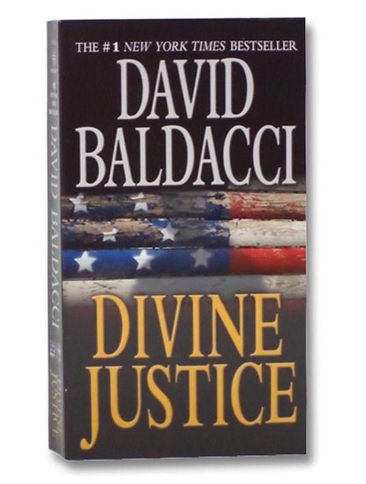 Divine Justice (Camel Club Series), Baldacci, David