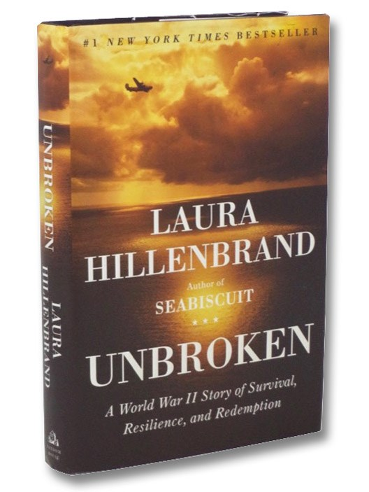 Unbroken: A World War II Story of Survival, Resilience, and Redemption, Hillenbrand, Laura