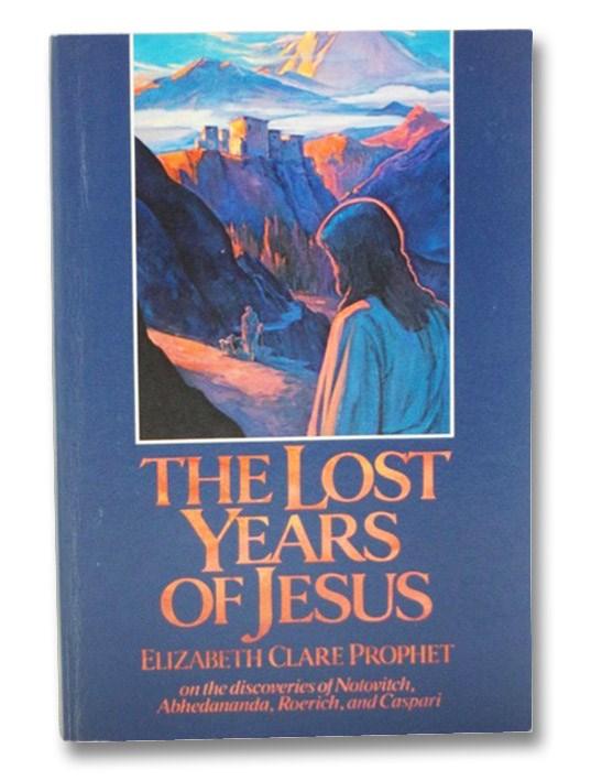 The Lost Years of Jesus, Prophet, Elizabeth Clare