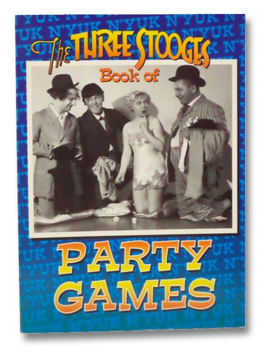 The Three Stooges Book of Party Games, Kavet, Matt