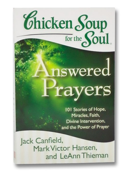 Image for Chicken Soup for the Soul: Answered Prayers