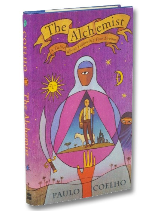 The Alchemist, Coelho, Paulo; Clarke, Alan R. (Translator)