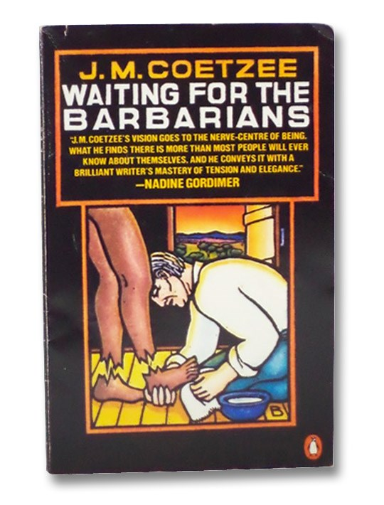 Waiting for the Barbarians, Coetzee, J.M.