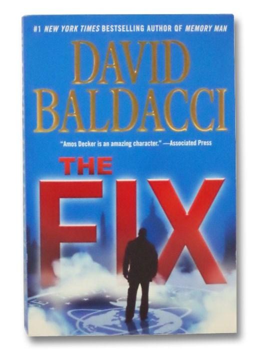 The Fix (Memory Man Series), Baldacci, David