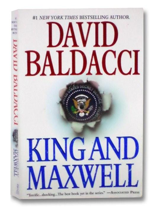 King and Maxwell, Baldacci, David