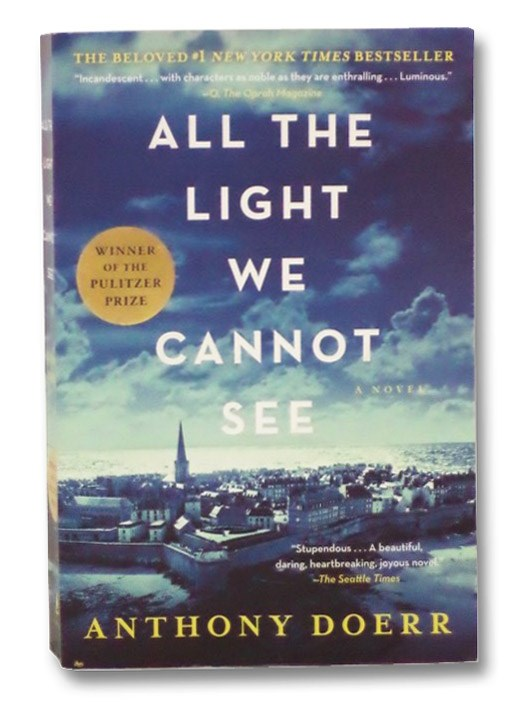 All the Light We Cannot See, Doerr, Anthony