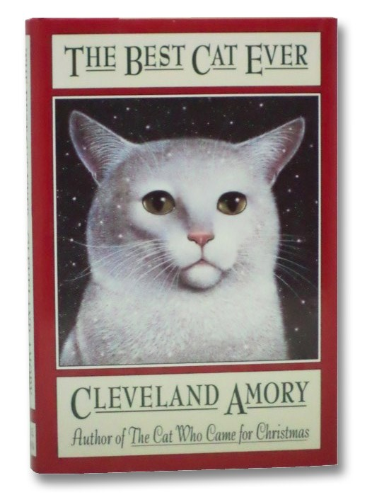 The Best Cat Ever, Amory, Cleveland