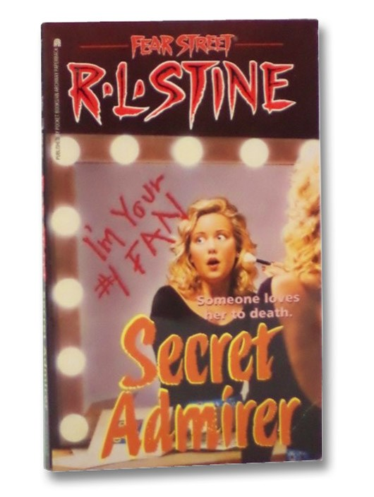 Secret Admirer (Fear Street), Stine, R.L.