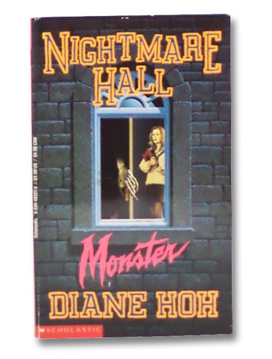 Monster (Nightmare Hall, Book 13), Hoh, Diane