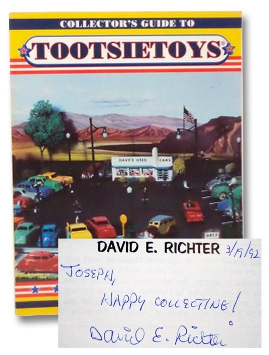 Collector's Guide to Tootsietoys, Richter, David E.