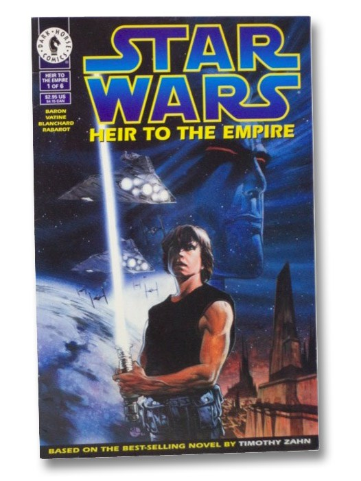 Star Wars: Heir to the Empire No. 1, Baron, Mike