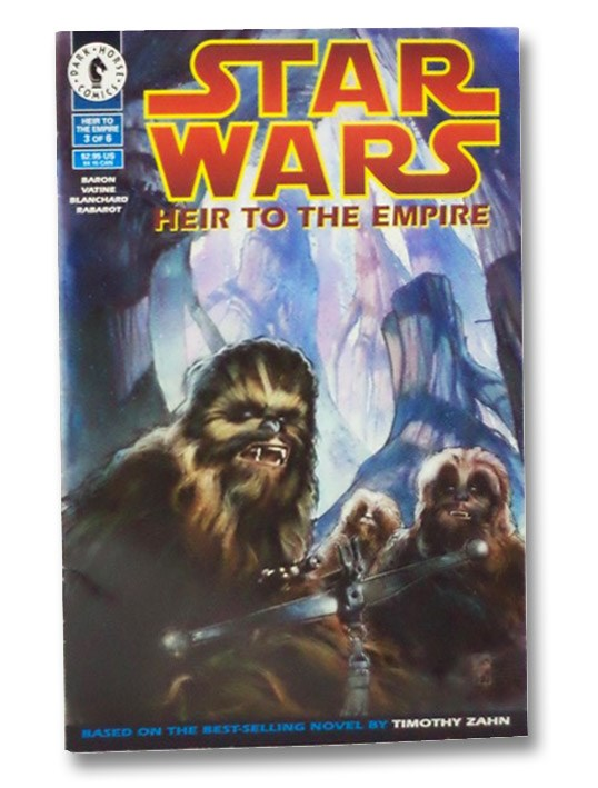 Star Wars: Heir to the Empire No. 3, Baron, Mike