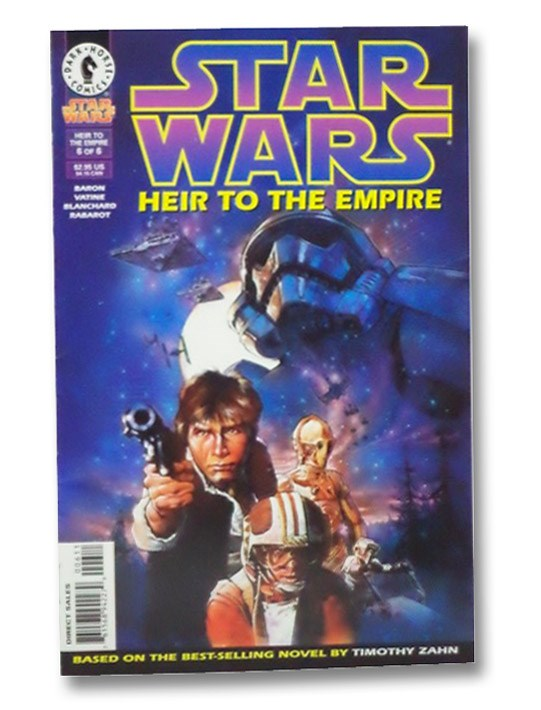 Star Wars: Heir to the Empire No. 6, Baron, Mike