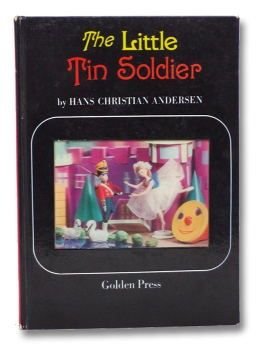 The Little Tin Soldier (Golden Press), Andersen, Hans Christian
