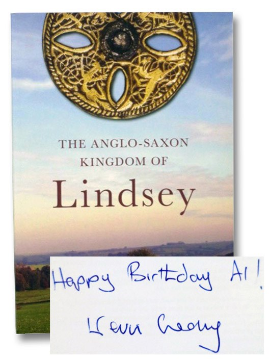 The Anglo-Saxon Kingdom of Lindsey, Leahy, Kevin