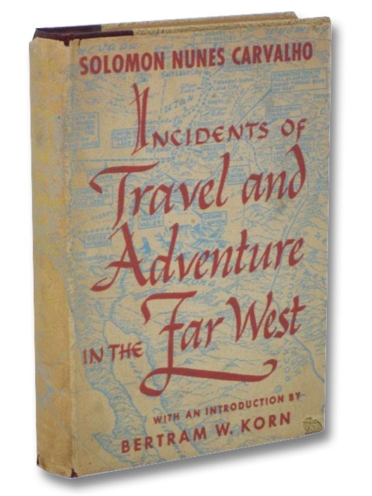 Image for Incidents of Travel and Adventure in the Far West