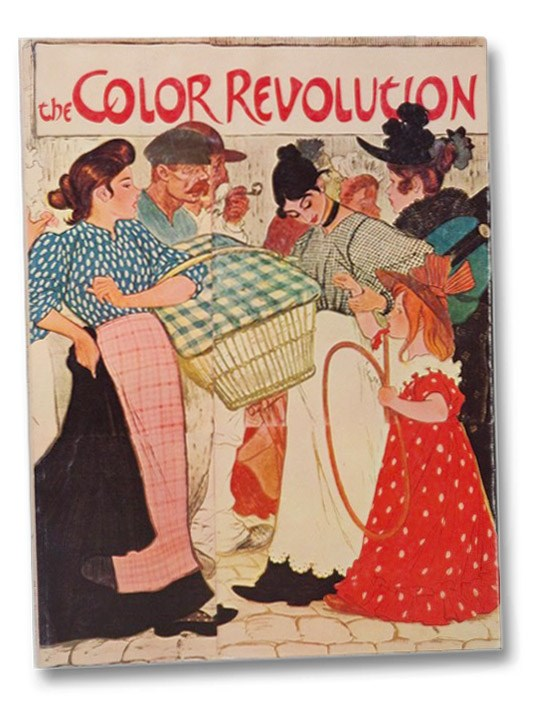 Image for The Color Revolution: Color Lithography in France, 1890-1900