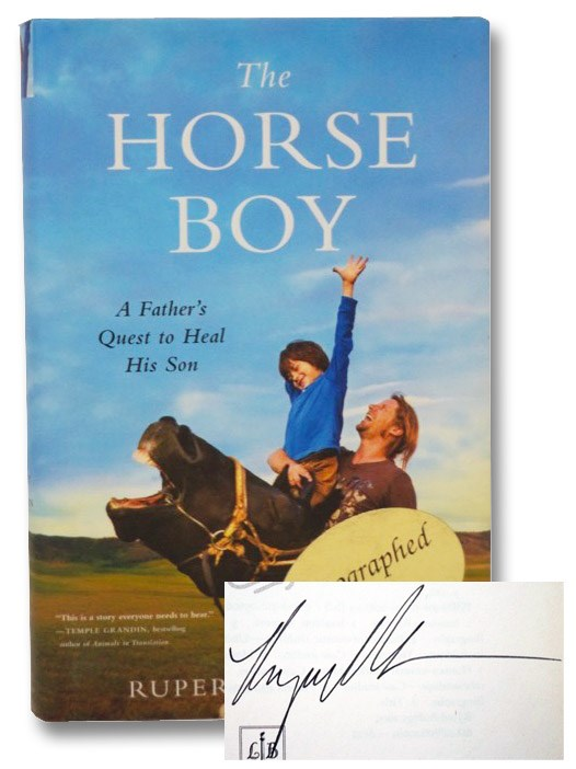Image for The Horse Boy: A Father's Quest to Heal His Son