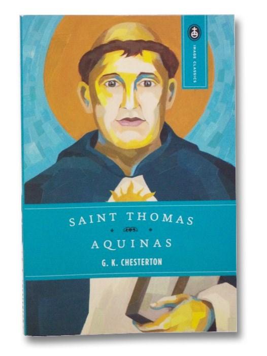 Image for Saint Thomas Aquinas (Image Classics)